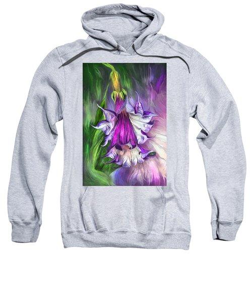 Angel's Trumpet Sweatshirt