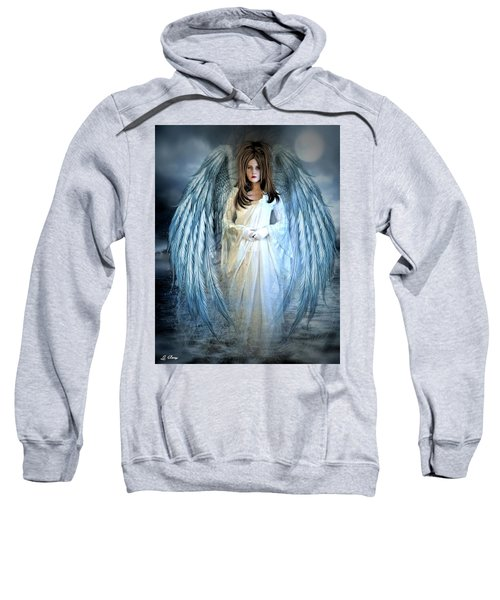 Angel's Walk On Water Sweatshirt