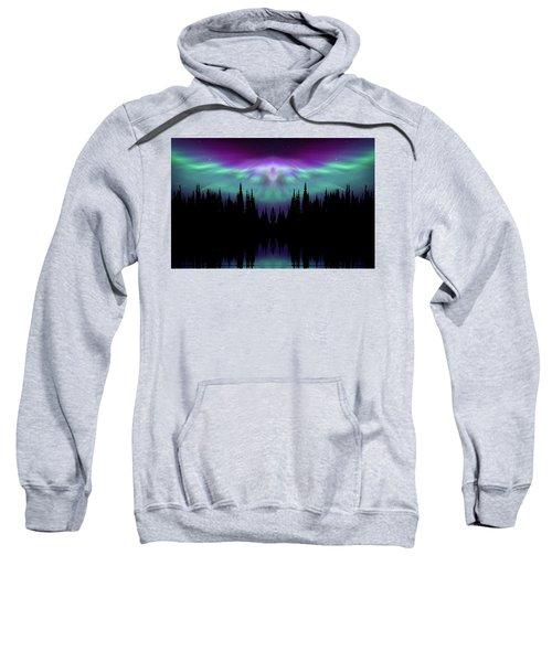 Angels Watching Over You Sweatshirt