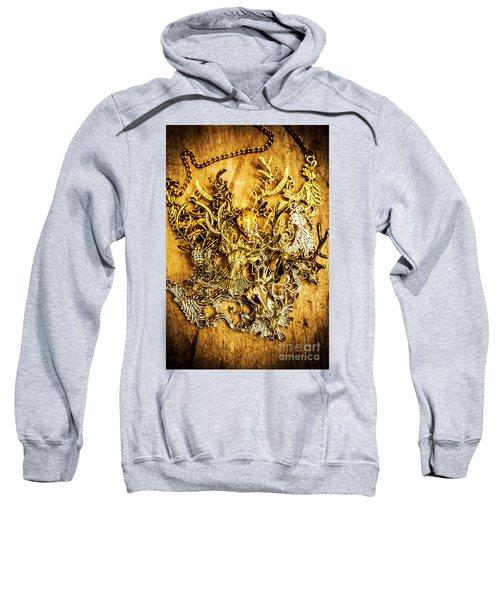 Animal Amulets Sweatshirt