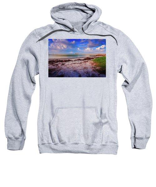 Anna Maria City Pier Sweatshirt