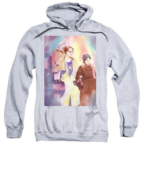 Anna Nation And Her Girls, 1932      Sweatshirt