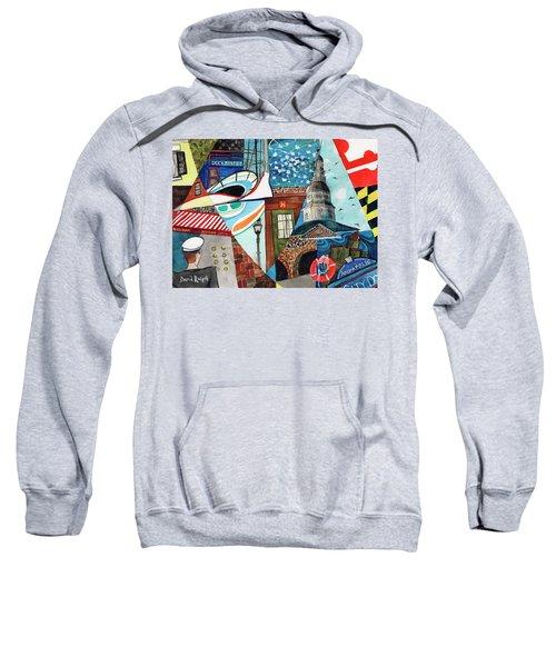 Annapolis Dock Dine Assemble Sweatshirt