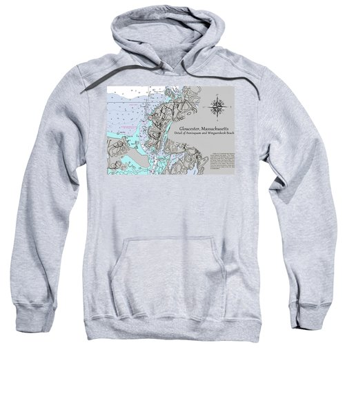 Annisquam And Wingaersheek Beach Sweatshirt
