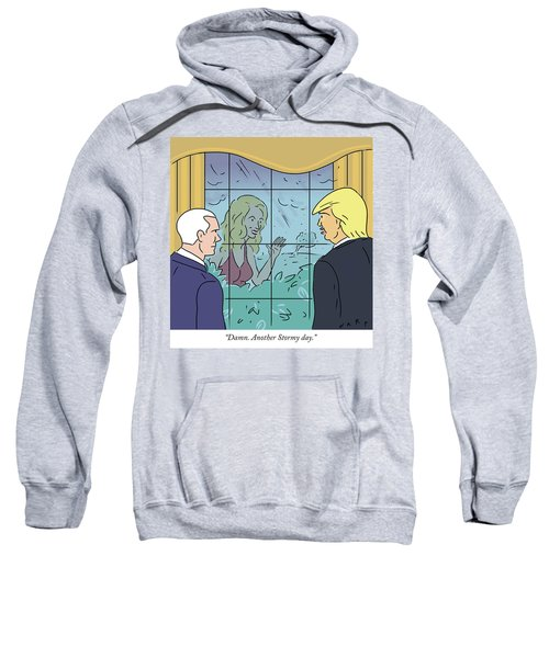 Another Stormy Day Sweatshirt