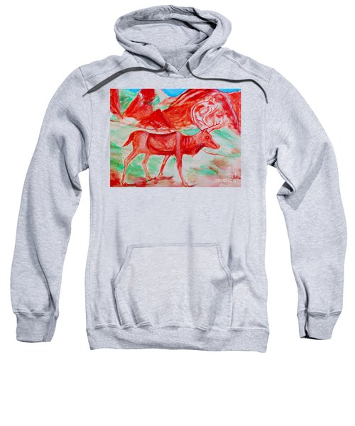 Antelope Save Sweatshirt