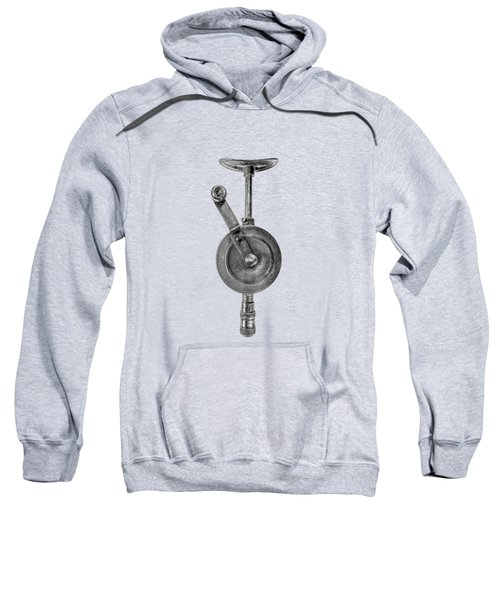 Antique Shoulder Drill Front Bw Sweatshirt by YoPedro