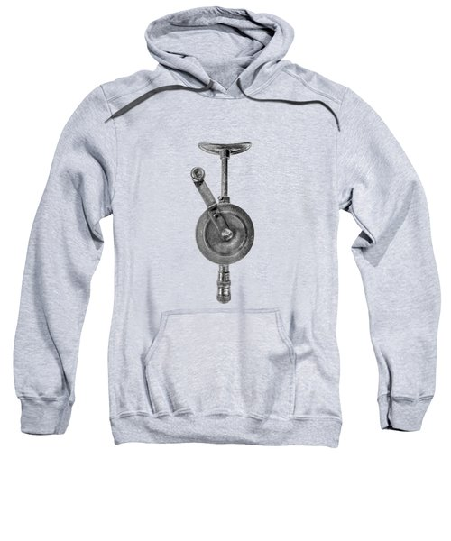 Antique Shoulder Drill Front Bw Sweatshirt