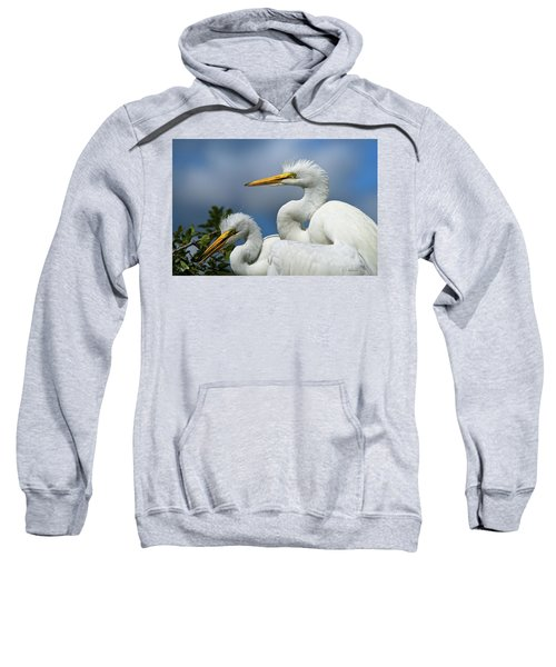 Anxiously Waiting Sweatshirt