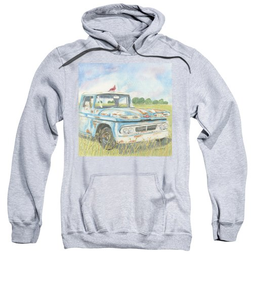 Apache Out To Pasture Sweatshirt