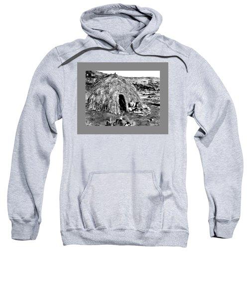 Apache Wikiup Sweatshirt