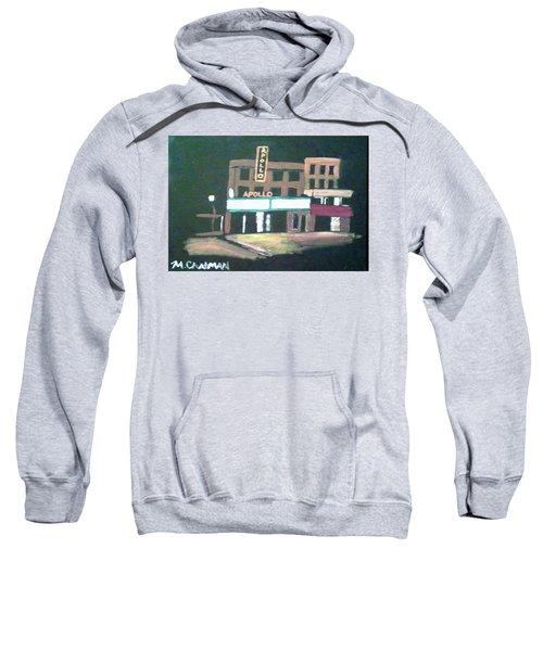 Apollo Theater New York City Sweatshirt