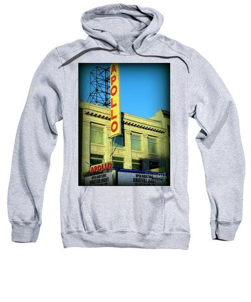 Apollo Vignette Sweatshirt