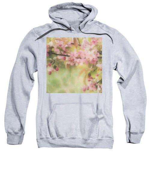 Apple Blossom Frost Sweatshirt