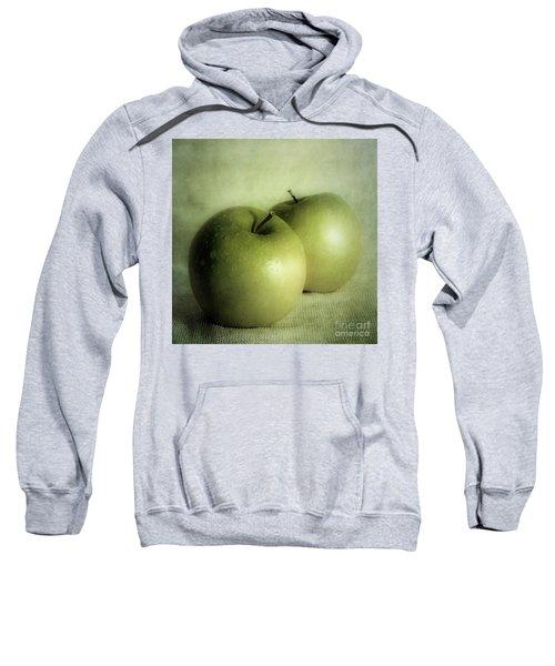 Apple Painting Sweatshirt