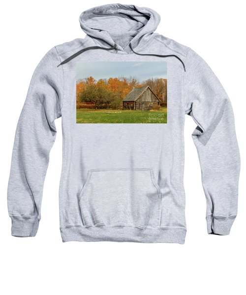 Apple Season At The Woods Sweatshirt