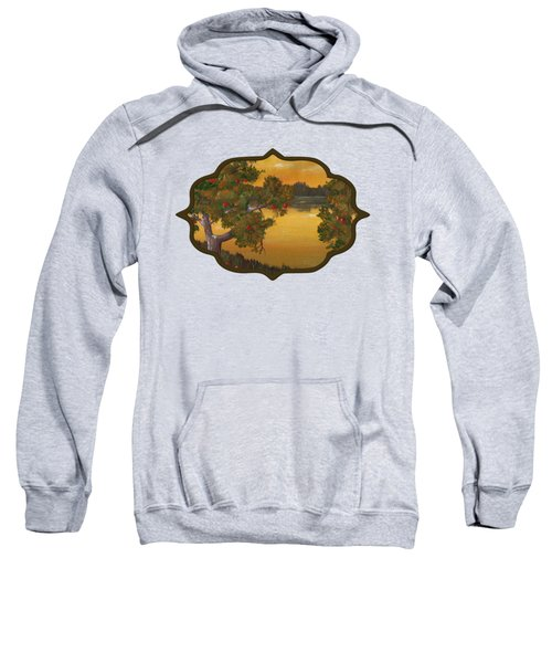 Apple Sunset Sweatshirt