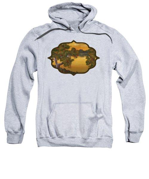 Apple Sunset Sweatshirt