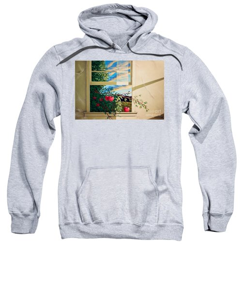 Apple Tree Overflowing Sweatshirt