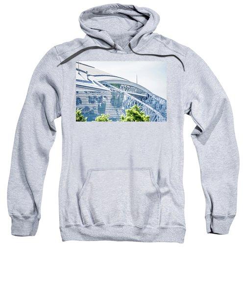 April 2017 Arlington Texas Att Nfl Cowboys Football Stadium  Sweatshirt