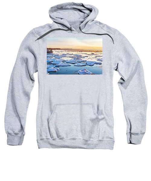 April Sunset Sweatshirt