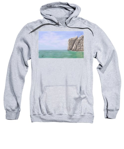 Aqua Sea Sweatshirt