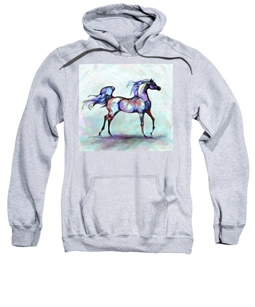 Arabian Horse Overlook Sweatshirt