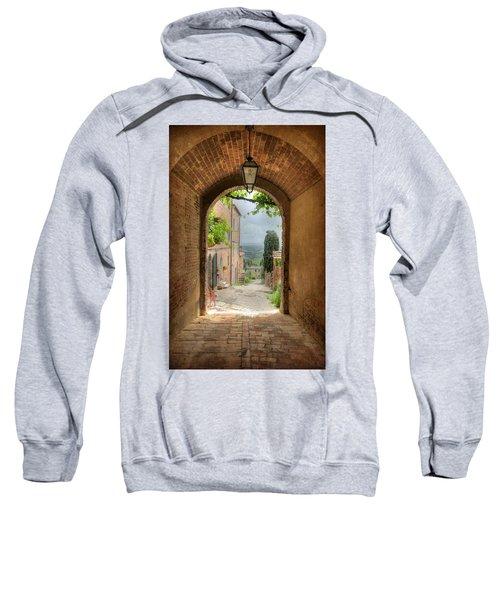 Arched View Sweatshirt
