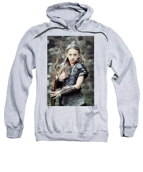 Archer Girl Sweatshirt