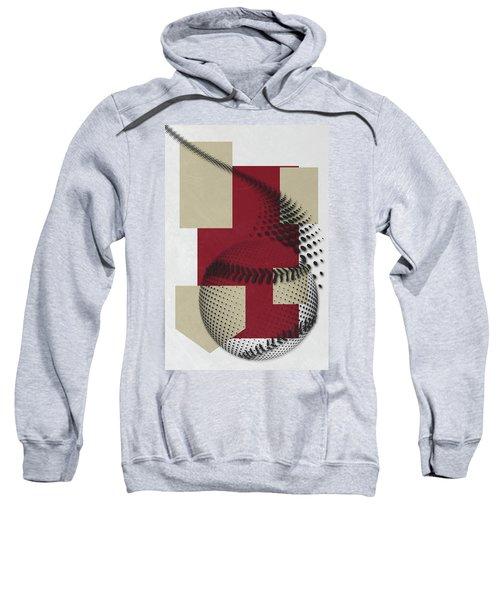 Arizona Diamondbacks Art Sweatshirt by Joe Hamilton