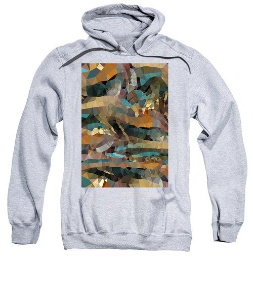 Arizona Triangles Sweatshirt