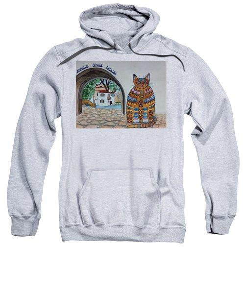 Arneson Theatre Cat Sweatshirt