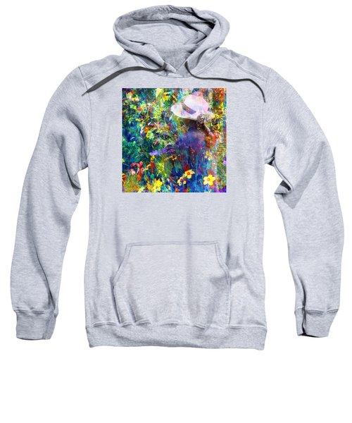 Aromatherapy Sweatshirt