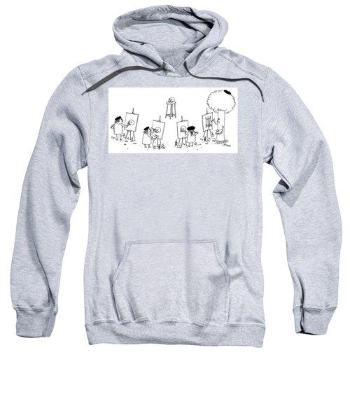 Art Class Sweatshirt