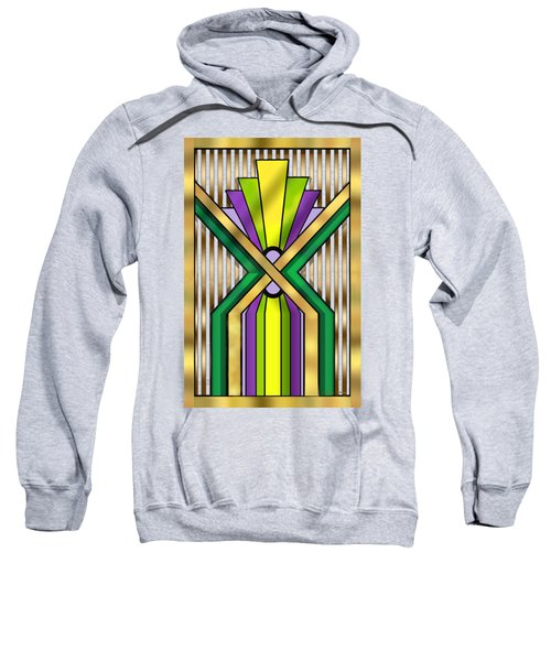 Art Deco 14 B Sweatshirt