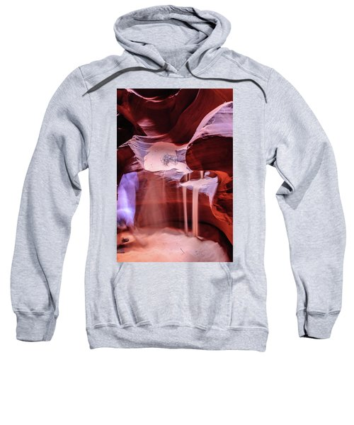 Art From Antelope Canyon Sweatshirt