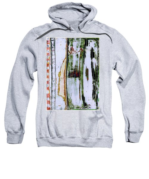 Art Print Forest Sweatshirt
