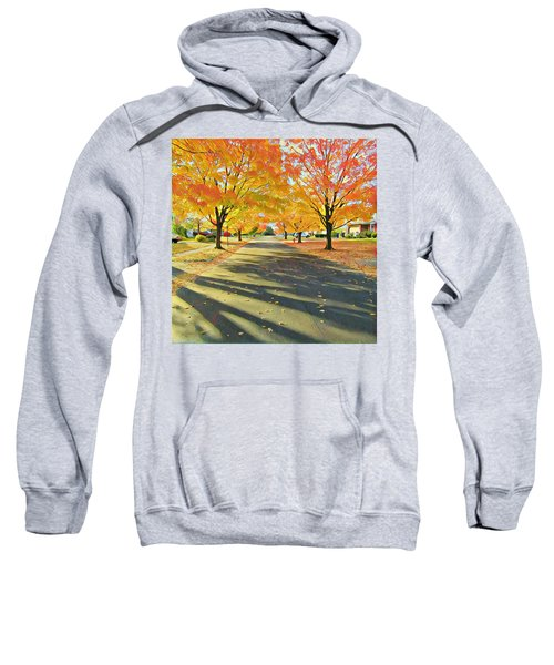 Artistic Tulsa Street Sweatshirt