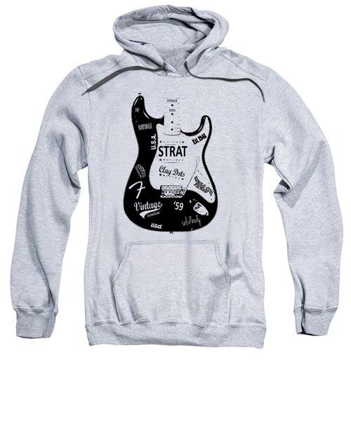 Fender Stratocaster 59 Sweatshirt