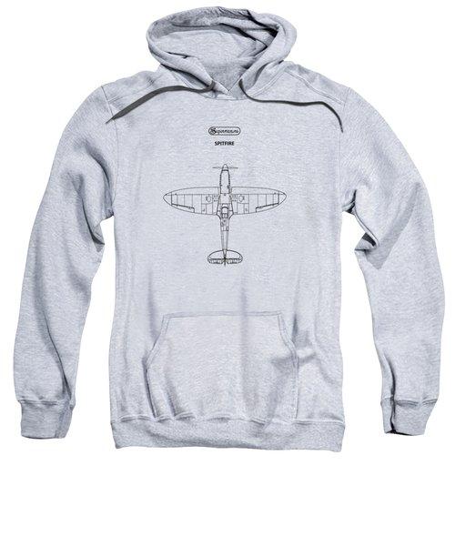 The Spitfire Sweatshirt by Mark Rogan