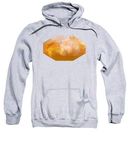 Flaxen Manes Sweatshirt