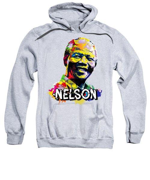 Nelson Mandela Madiba Sweatshirt