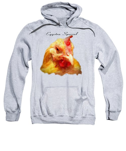 Goldie's Turn - Silk Paint Sweatshirt by Anita Faye