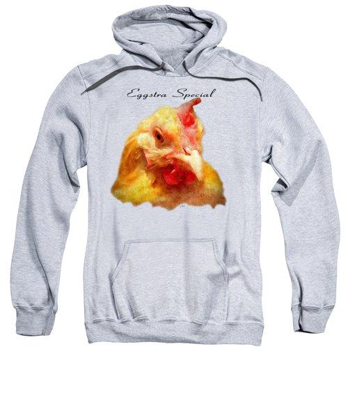 Goldie's Turn - Silk Paint Sweatshirt