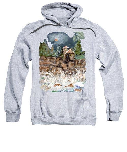 Turbulent Night Sweatshirt