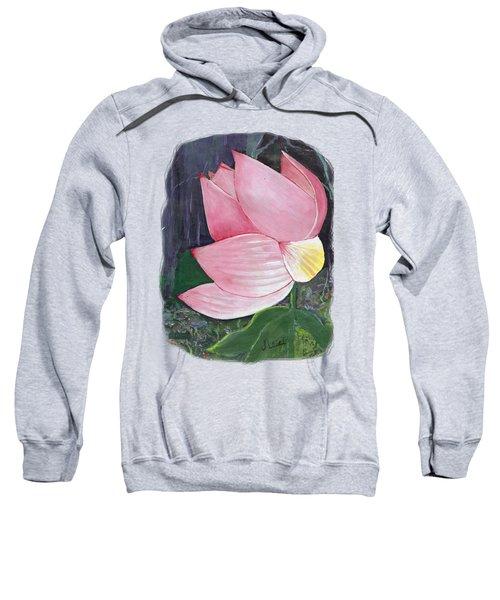 Pink Petals Sweatshirt