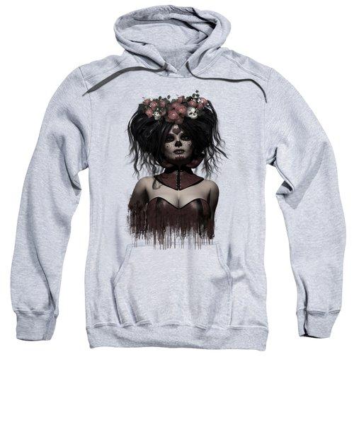 La Catrina Sweatshirt by Shanina Conway