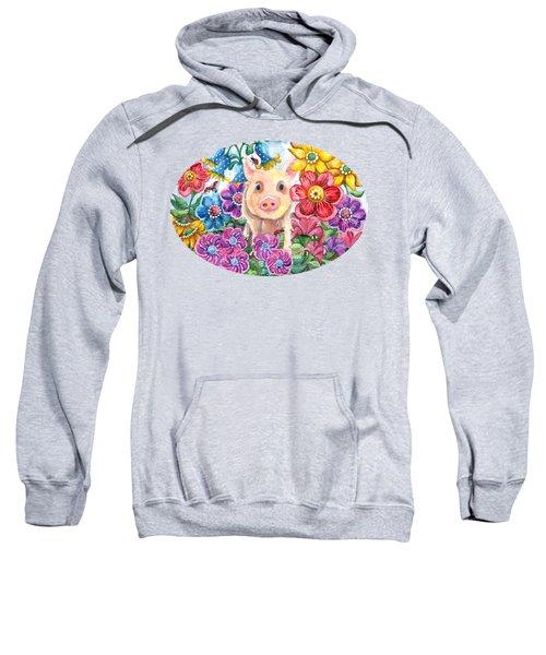 Penelope Sweatshirt by Shelley Wallace Ylst