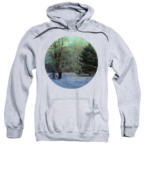Into The Winter Morning Sweatshirt