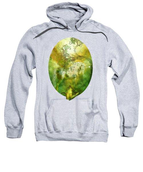 Unicorn Of The Forest  Sweatshirt